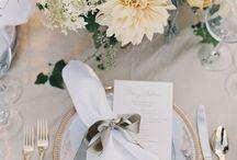 Wedding Details + Decor / wedding details we love