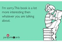 Books, Reading, Writing