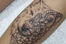 diseños tatuajes animales