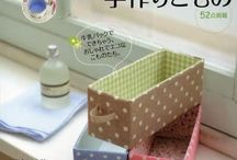 artesanato com caixa