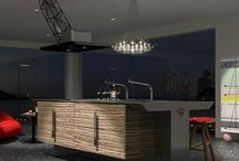High-end, modern and functional kitchen, Toyo Collection