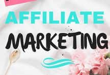 Affiliate Marketing / Affiliate Marketing for bloggers