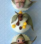 Australian themed cakes