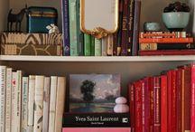 Book Shelves / Ideas