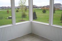 Screenes In Porch Plans