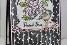 Petal Palette - Stampin Up / Projects created with the Petal Palette Stamp and Die bundle from Stampin Up #stampinup #petalpalettestampinup #stampinwithsandi #stampinupcardideas