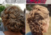 Hairstyles / Hairstyles for formal