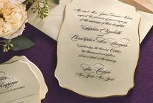 Invitations - wedding