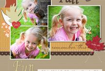 scrapbooking ideas / by Heather Auch