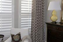 Window treatments-blinds
