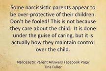 Narcissistic behaviour