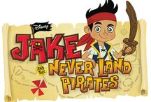 Jake and the Neverland Pirates Party