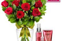 Flores + Perfumes ENVIAFLORES.COM