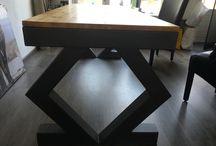 Meubels / Industriële tafels