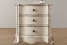 Side Tables / by Diamonds & Toads Painted Furniture Boutique