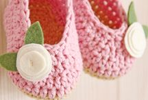 Baby crochet/knitting