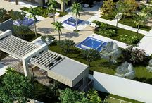 Altiplano - Apartamentos 4 Suítes | 245 a 301 m² / Apartamentos novos e prontos com 245 m², 255 m², 292 m² e 301 m², 4 suites sendo uma suíte master, 4 vagas de garagem no Altiplano em João Pessoa, Paraíba.