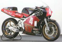 Two stroke racers