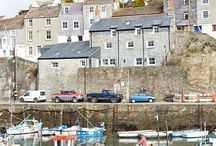 DAY TRIPS - MEVAGISSEY, SOUTH CORNWALL / Mevagissey and nearby areas including Gorran Haven, St Ewe.  About 62 miles (a 1 hr 34 mins drive) from us.