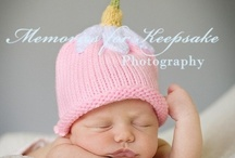 Newborn babies / by Jackie Webster Collections