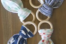 Baby teething rings and others