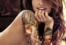 Tattoo Inspiration / by Megan Butler