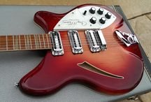 Rickenbacker Love / All things Rickenbacker...maker of the first electric guitar