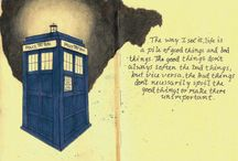 Doctor Who / by Kate Blank