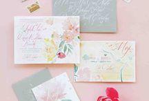 Cards Aquarela