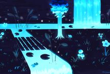 Underground puzzles inspiration