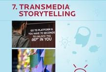 transmedia & omnichannel / by Heather Garcia-Meza