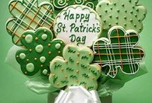 Saint Patrick / Saint Patrick's cookies