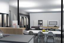 Regalati un progetto per la tua casa / Progetti d'interni per rinnovare, rinfrescare, ristrutturare la tua casa