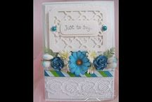 christina griffiths card video / by Lavinia Dow