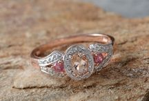 Morganite Jewelry / by Liquidation Channel