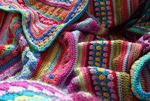 Stripey blankets
