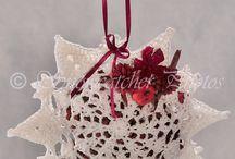Crochet - Snowflakes