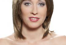 Pelucas / Las pelucas Elegance son la mejor opción. De sencilla colocación y con una variedad de estilos para todos los gustos.