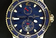 Ulysse Nardine Watches