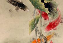 Pinturas de peces