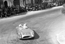 Mille Miglia / There is a road trip still to be done, a drive still to be driven. A route to be followed, a dream still to be chased down. For us it is the route of The Mille Miglia. Carpe Viam! / by Adrian Ainsworth