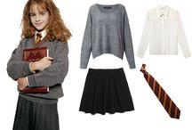 Hermione granger costumi