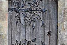 Portes/doors - Per obrir o per tancar?