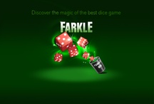 FARKLE - Best dice game / it's a great game on facebook and they keep posting these awesome pictures on their fan page. Check it out, it's perfect :)
