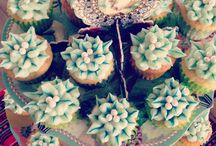 Lekkersvankira - Cupcakes / My own cupcakes made for friend, birthdays and relations.