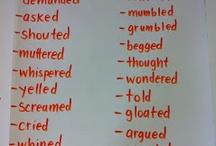 Synonyms / Literacy