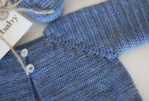 Pura Lana / Prendas tejidas a mano con lana merino 100%
