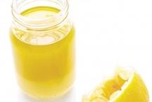Ossessioni culinarie: il limone