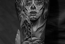 tattoos / Tetoválások.