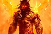 огненное королевство
